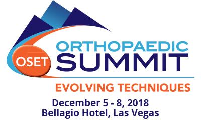 OSET | Orthopaedic Summit 2019 – Evolving Techniques