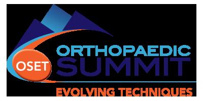 Faculty Oset Orthopaedic Summit 2019